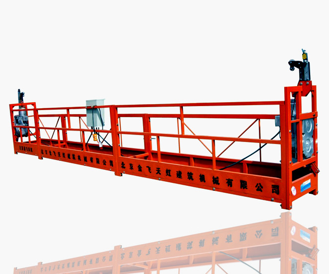 Customized Suspended Working Platform , High Safety Suspended Access Equipment